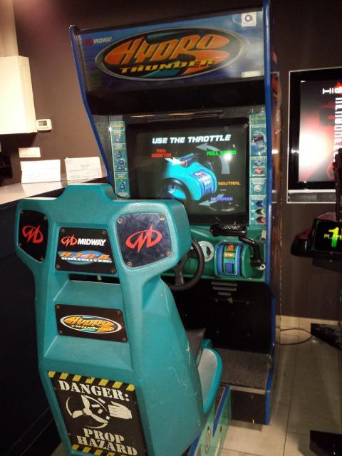 Hydro Thunder Simulator